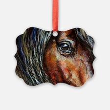 Gaze copyright Ornament