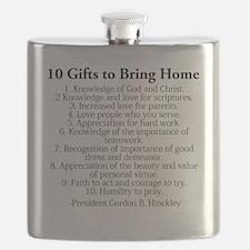 10 Flask