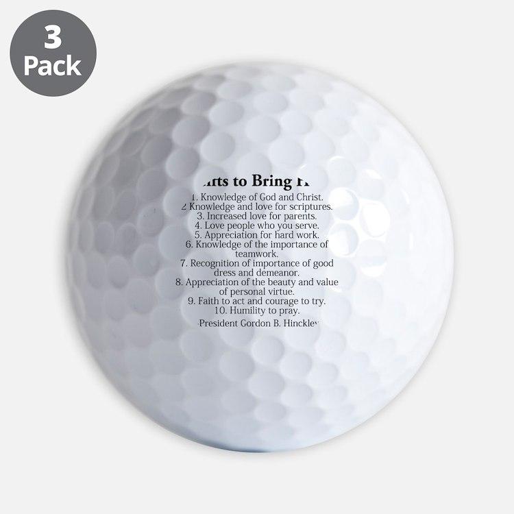 10 Golf Ball
