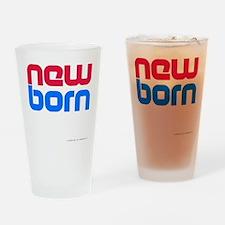 New Born Porn Drinking Glass