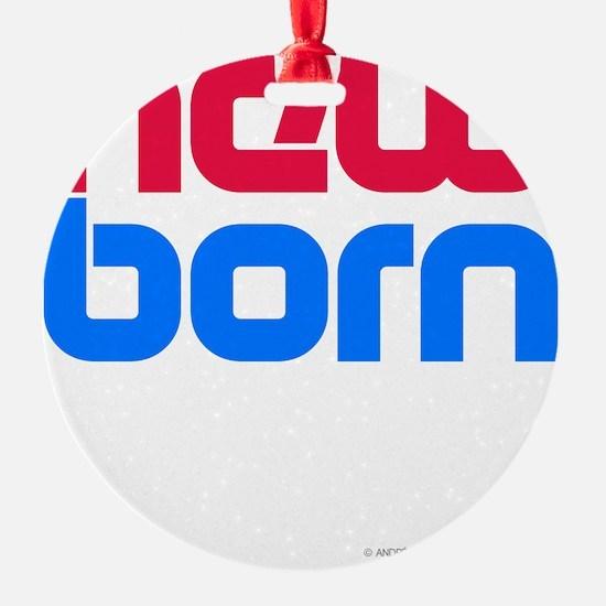 New Born Porn Ornament