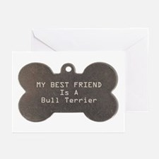 Friend Terrier Greeting Cards (Pk of 10)