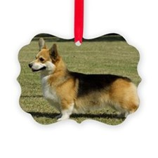 Welsh Corgi Pembroke 9R022-067 Ornament