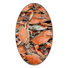 snow crabs (1) Decal