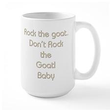 Rock the GOAT Mug