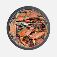 snow crabs wider Wall Clock