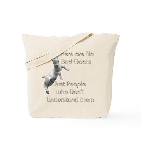 No Bad Goats Tote Bag