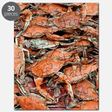snow crabs wide Puzzle