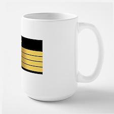 USN CPT LP Mug
