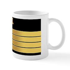 USN CPT LP Small Mug
