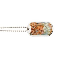 Snow Crabs  2f Dog Tags