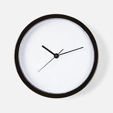 Luck Win1 Wall Clock