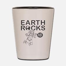 earth_rocks_white Shot Glass