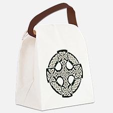 celticcross Canvas Lunch Bag