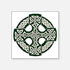 "celticcross Square Sticker 3"" x 3"""