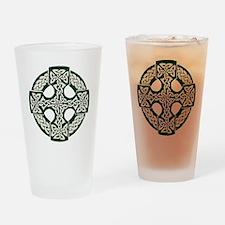 celticcross Drinking Glass
