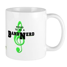 Proud To Be A Band Nerd Mug