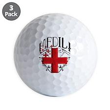 MCEtf2MEDIC Golf Ball