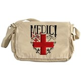 Tf2 medic Canvas Messenger Bags