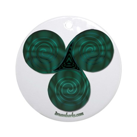 Spiral of Life Keepsake (Round)
