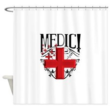 MCEtf2MEDIC Shower Curtain