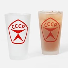 zk_red Drinking Glass