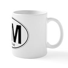 OM logo Mug