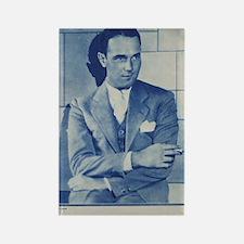 William Haines 1927 Rectangle Magnet