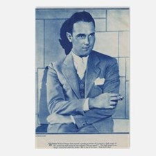 William Haines 1927 Postcards (Package of 8)