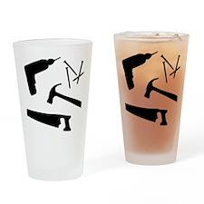 tool_kit Drinking Glass