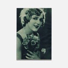 Mary Pickford 1928 Rectangle Magnet