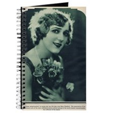 Mary Pickford 1928 Journal