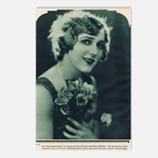 Mary Pickford 1928 Postcards (Package of 8)