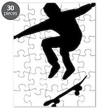 skateboarder Puzzle