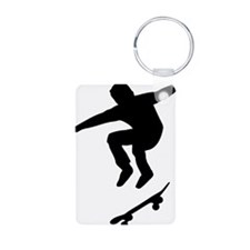 skateboarder Keychains