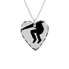 skateboarder Necklace