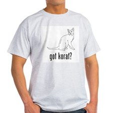 Korat Ash Grey T-Shirt