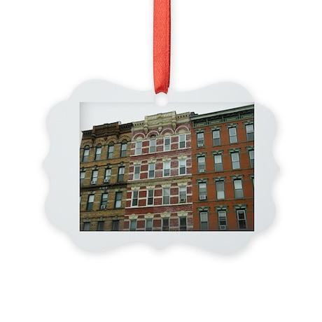 hoboken Picture Ornament