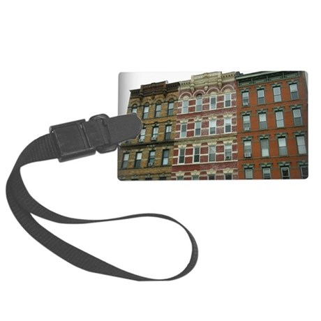 hoboken Large Luggage Tag