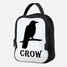 Crow Neoprene Lunch Bag