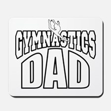 gymdad-DARK SHIRT Mousepad