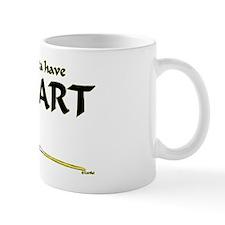 You-Gotta-Have-Art-outline-gold-TRANSP- Mug