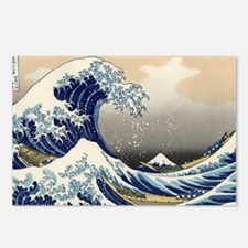 great-wave.travel Postcards (Package of 8)