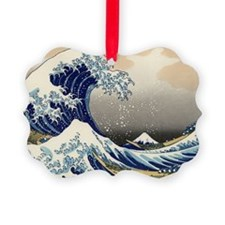 great-wave.travel Ornament