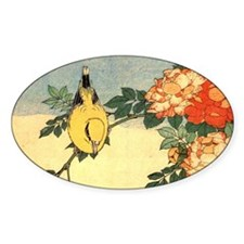 bird-flowers.travel Decal