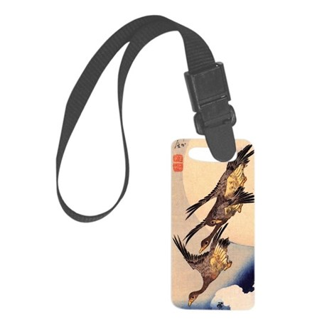 wild geese.p2 Small Luggage Tag