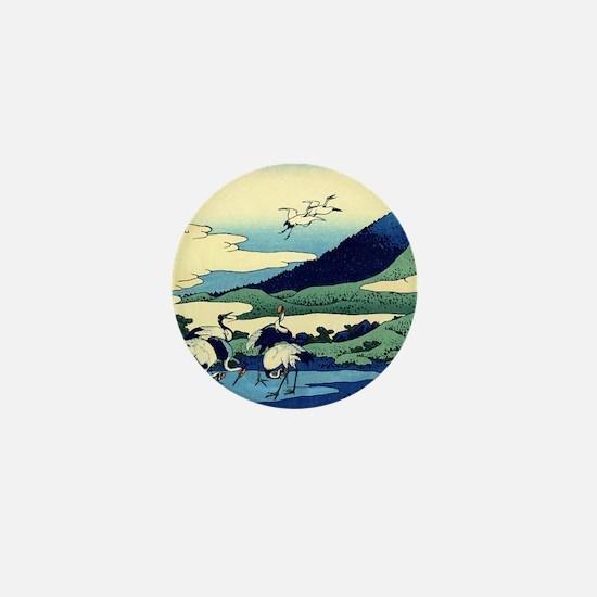 cranes-sagami.square Mini Button