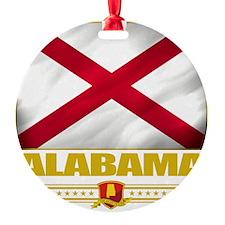Alabama (Flag 10) Ornament