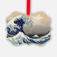 great-wave.shirt Ornament
