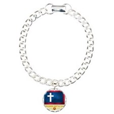 Missouri Battle Flag (fl Bracelet